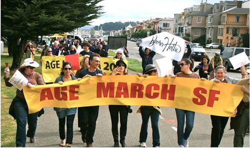 Age March San Francisco 2011